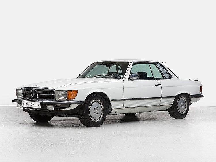 Mercedes benz 450 slc w107 model year 1980 for Mercedes benz 1980 models