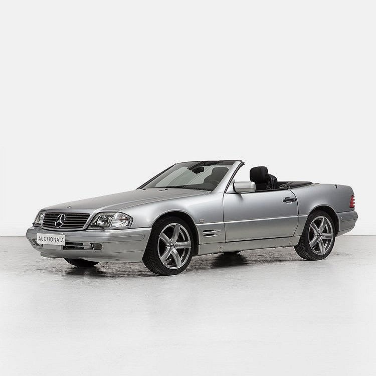 mercedes benz 320 sl r129 model year 1997. Black Bedroom Furniture Sets. Home Design Ideas