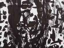 Georg Baselitz, Plate 8 From 'Suite ?45', Lithograph, 1990