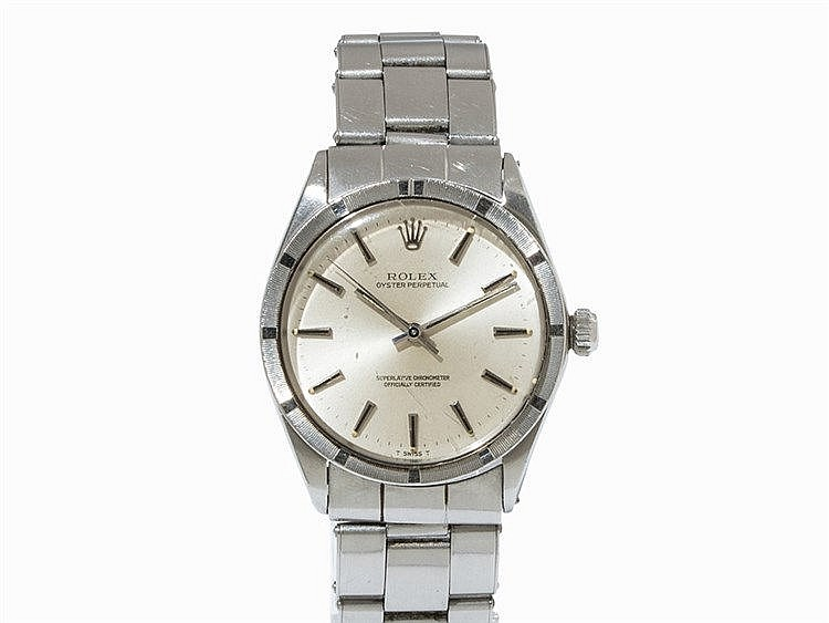 Rolex Oyster Perpetual, Ref. 1007, No Date, c. 1968