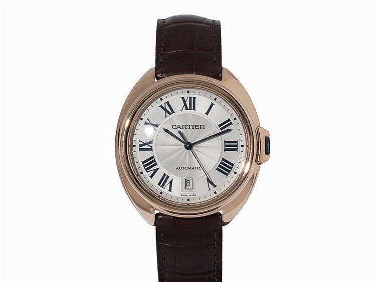 Cartier Clé de Cartier Automatic Watch, Ref. WGCL0004, 2016