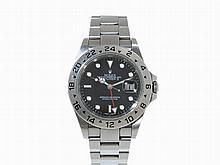 Rolex Oyster Perpetual Explorer, Switzerland, 2002/2003