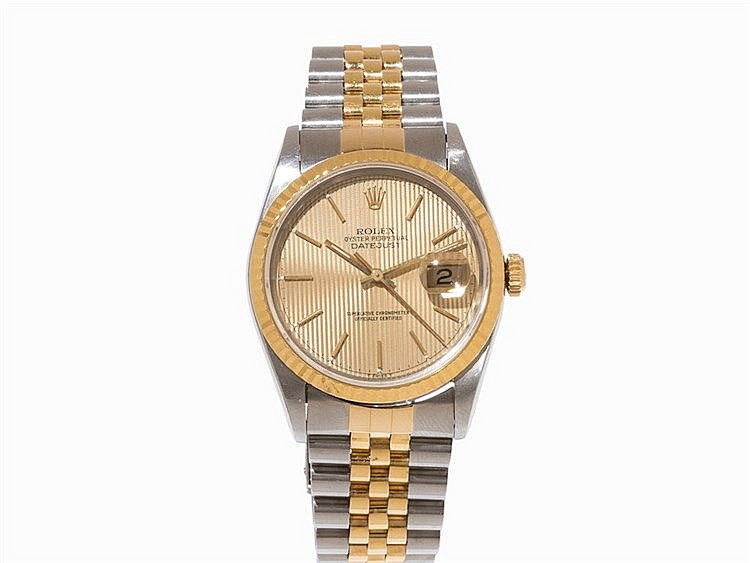 Rolex Datejust, Ref. 16233, Switzerland, c. 1991