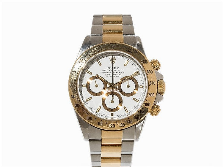 Rolex Daytona Chronograph, Ref. 16523, Switzerland, c. 1995