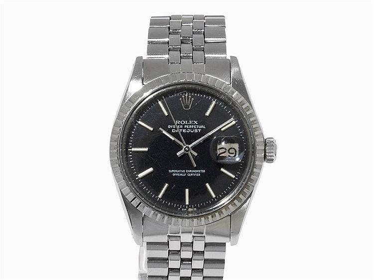 Rolex Oyster Perpetual Datejust, Ref. 16014, 1970s
