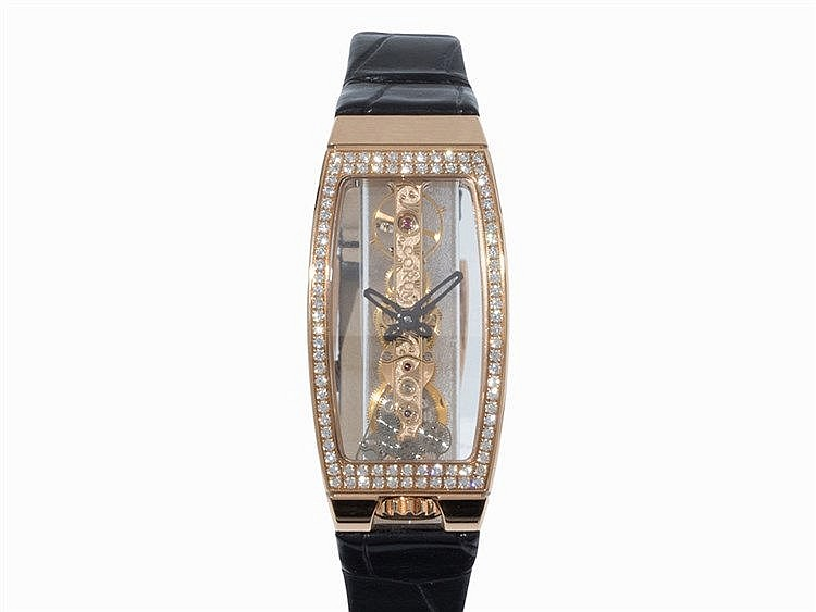 Corum Miss Golden Bridges Ladies' Watch, Switzerland, 2000s