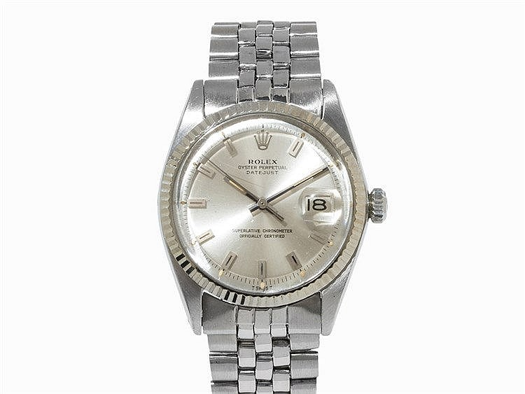 Rolex Oyster Perpetual Datejust, Ref. 16014, c. 1980