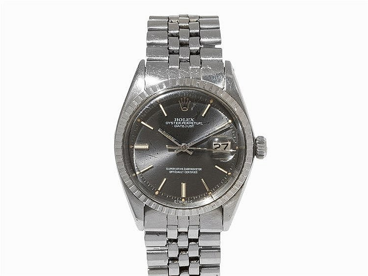 Rolex Oysterdate Precision Wristwatch, Switzerland, c. 1970