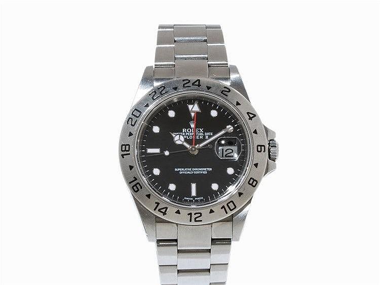Rolex Explorer II Wristwatch, Ref. 16570, c. 2004