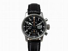 Fortis Pilot Chronograph, Switzerland, c. 1990