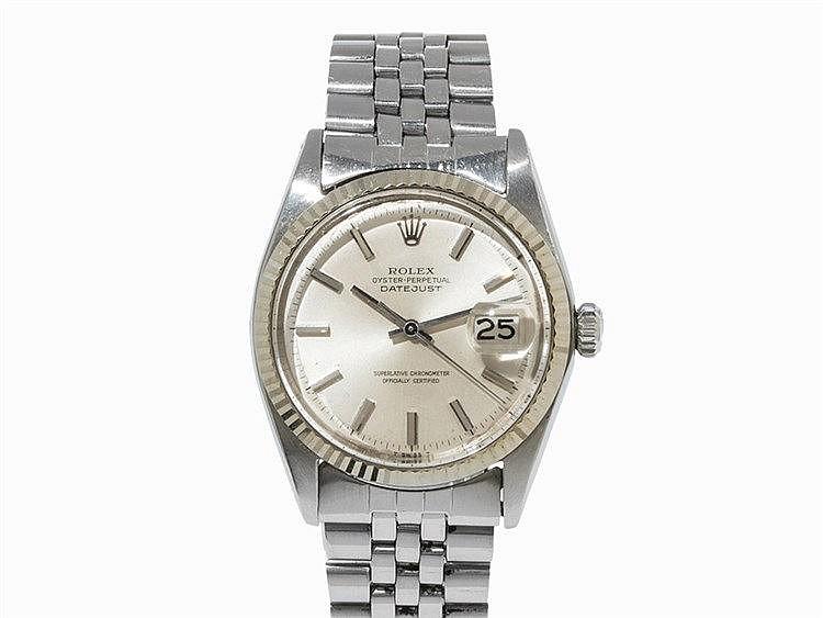 Rolex Oyster Perpetual Datejust, Ref. 1601, ca. 1980