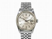 Rolex Oyster Perpetual Datejust, Ref. 1601, ca. 1980