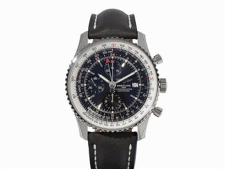Breitling Navitimer World Automatic, Ref. A2432212/B726, 2016