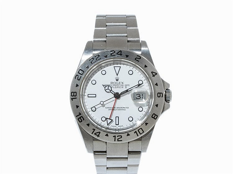 Rolex Explorer II Wristwatch, Ref. 16570, c. 2003