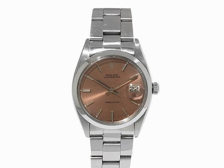 Rolex Oysterdate Precision, Ref. 6694, 1970s