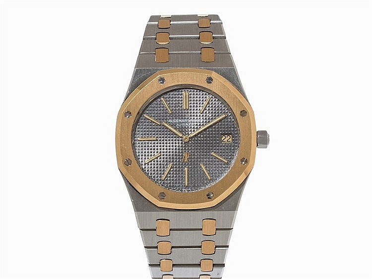 Audemars Piguet Royal Oak Jumbo, Ref. 2121-1, 1976-1979