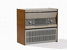 D. Rams/W. Wagenfeld, Braun Atelier 1 Compact System, 1957