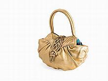 Emilio Pucci, Golden Hand Bag, Italy