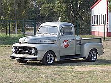 FFord F1 Pickup Stepside Shortbed, Model Year 1952