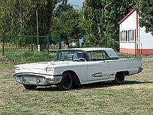 Ford Thunderbird, Model Year 1959