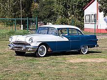 Pontiac Chieftain, Model Year 1956