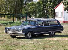 Chrysler Newport Town & Country, Model Year 1966
