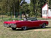 Buick Wildcat Convertible, Model Year 1968