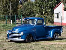 Chevrolet 3100 Stepside Shortbed Pick-up, Model Year 1947