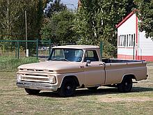 Chevrolet C10 Fleetside Longbed, Model Year 1964