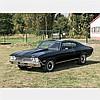 Chevrolet Chevelle Chevelle SS-396, Model Year 1968