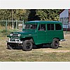 Willys Jeep Station Wagon 4x4 75SW, Model Year 1953
