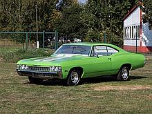 Chevrolet Impala Custom Edition, Model Year 1968