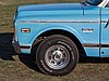 Chevrolet, C10 Longbed Fleetside, Model Year 1969