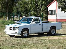 Chevrolet S10 Racetruck, Model Year 1984