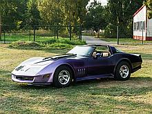 Chevrolet Corvette C3, Model Year 1979