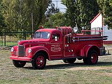 International Firetruck KB5, Model Year 1949