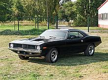 Plymouth Barracuda, Model Year 1974