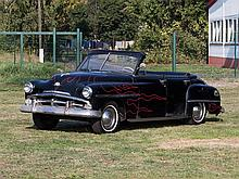 Plymouth Cambridge – Convertible Conversion, Model Year 1951