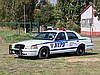 Ford Crown Victoria Police Interceptor, Model Year 1999