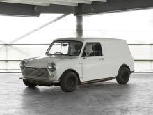 Leyland MINI Minivan, Baujahr 1980