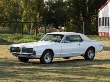 Ford Mercury Cougar XR7, Baujahr 1967