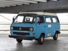 Volkswagen,T3 Camper Reimo, Baujahr 1991