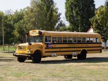 Thomas International School Bus T444EV8, Baujahr 1998