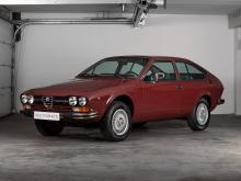 Alfa Romeo Alfetta GTV 2000 (116.36), Baujahr 1976