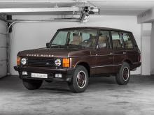 Land Rover,Range Rover 3,9 SEi Vogue, Baujahr 1989