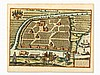 City View of Moscow, Braun & Hogenberg, Cologne, 1581, Georg Franz Braun, Click for value