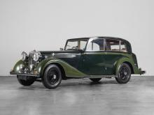 Daimler Light Straight-Eight, Model Year 1938