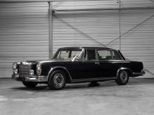 Mercedes Benz 600 W 100, Model Year 1965