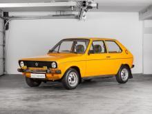 VW Polo I, L Equipment, Model Year 1976