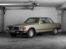 Mercedes-Benz 280 SLC (Type: C107), Model Year 1977